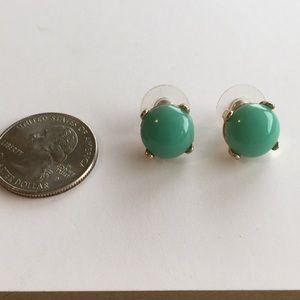 J. Crew bubble earrings